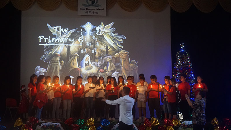 Primary Christmas Celebration 2018