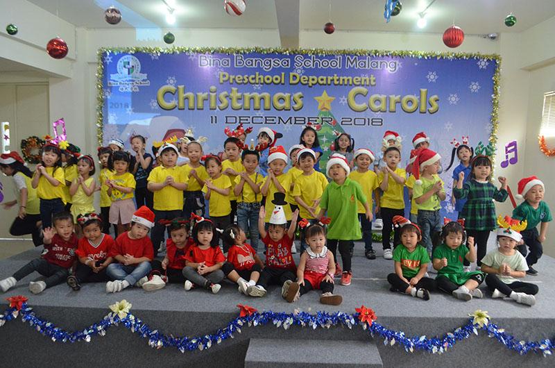 Preschool Christmas 2018