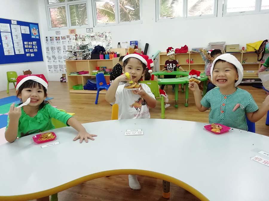 Class Party & Christmas Carols 2018