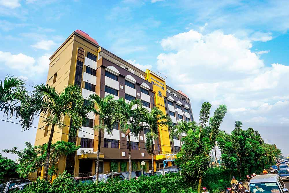 Bina Bangsa School International School In Indonesia