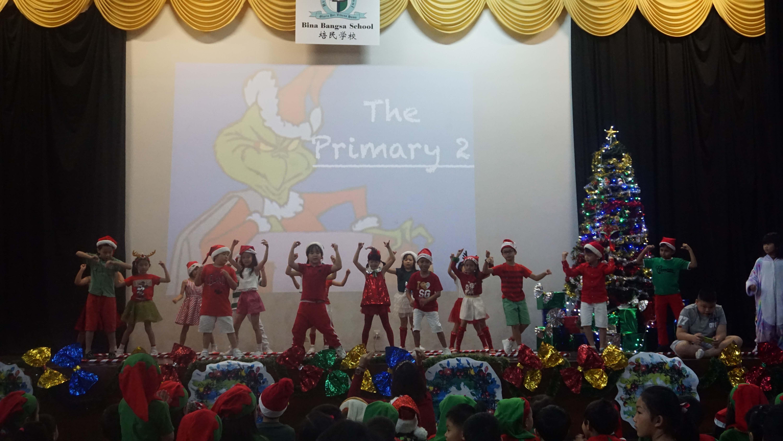 Primary Christmas Celebration