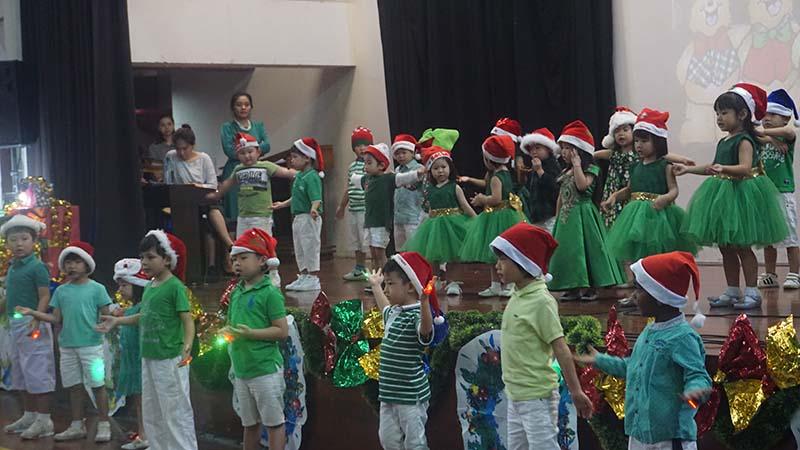 Preschool Christmas Celebration