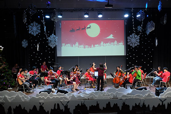 Konser Amal Natal 2018