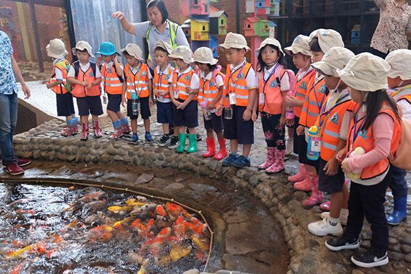 River Walk Fieldtrip Preschool