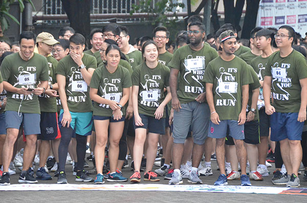 Run for Fun 2019