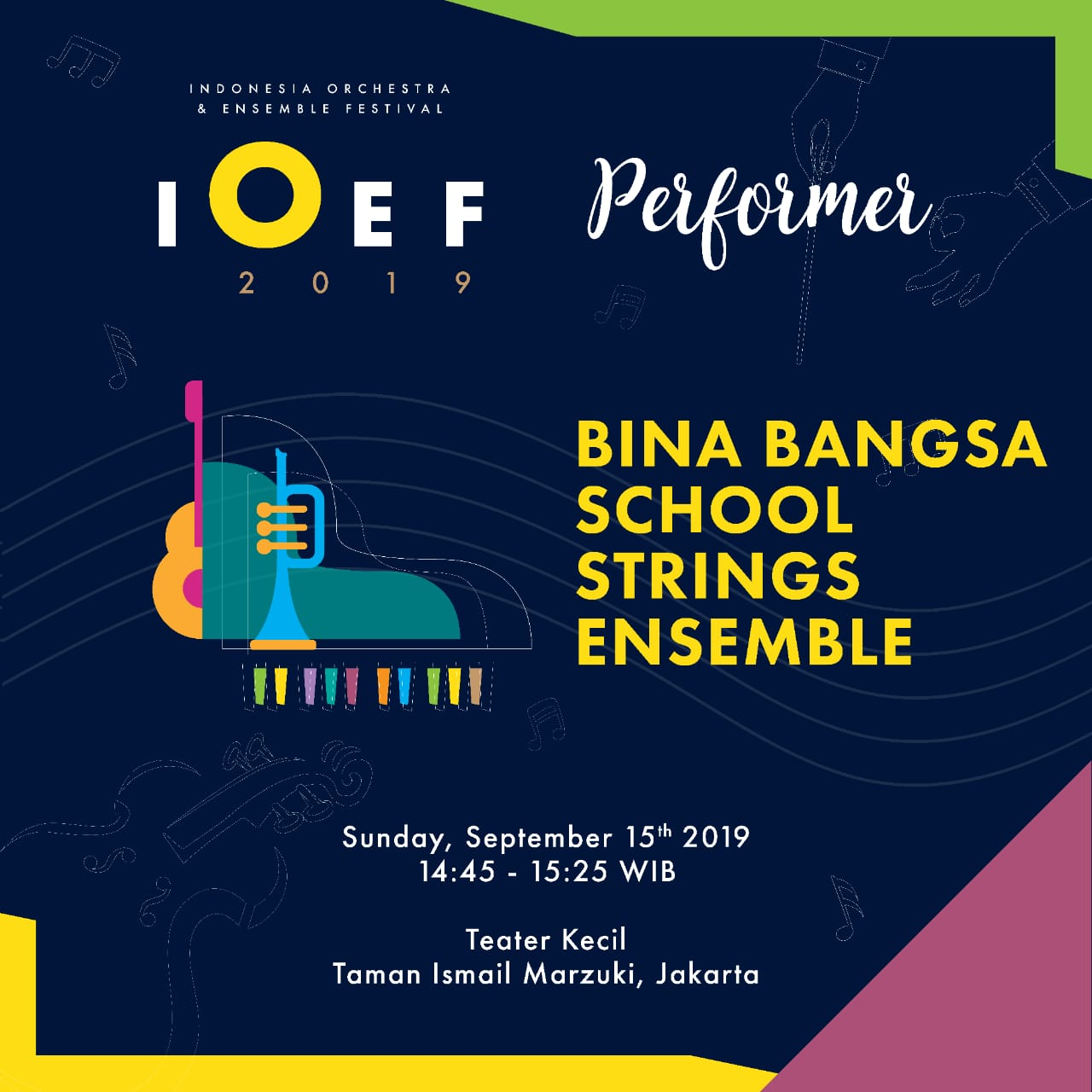 Bina Bangsa School Strings Ensemble